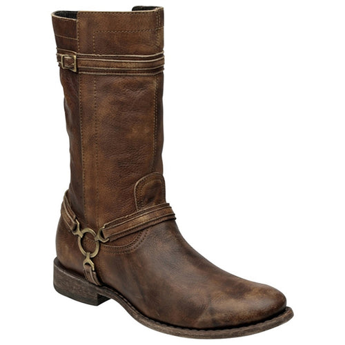 Cuadra Men's Engineer Deer Boots