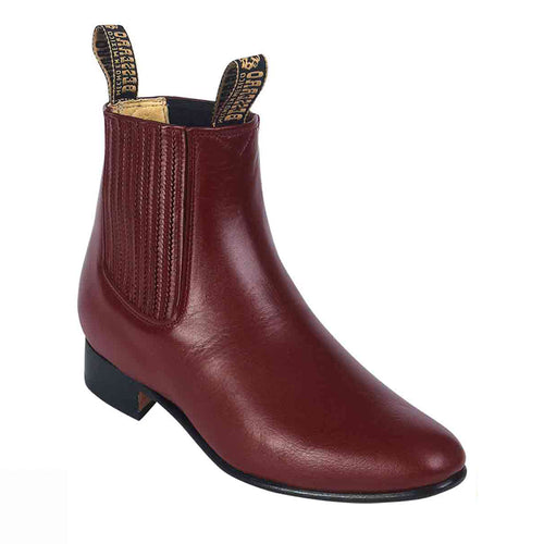 Ankle Leather Boots - El Becerro