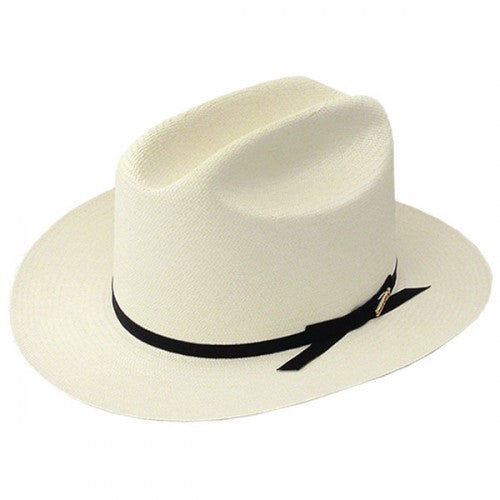 Stetson 6X Open Road Straw Hat