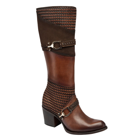 Durango Women's Crush Brown Jealousy Western Boot