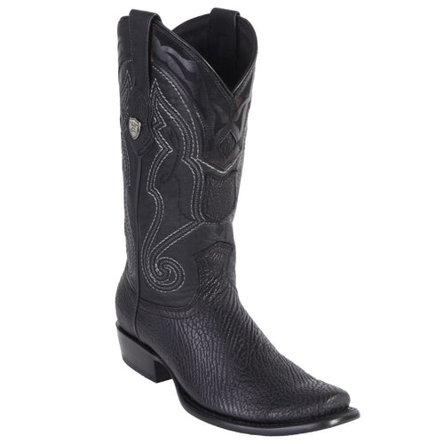 Wild West Men's Dubai Toe Shark Western Boots
