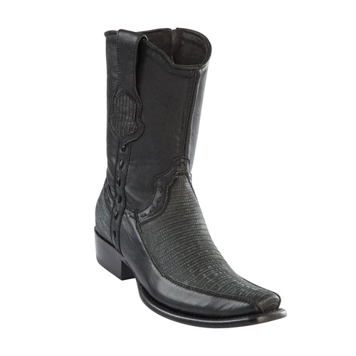 Wild West Boots - Men's Lizard Teju Dubai Short Boot