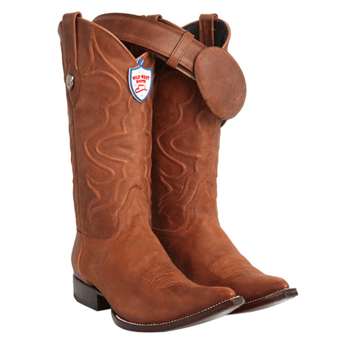 Wild West Boots Pointed Toe