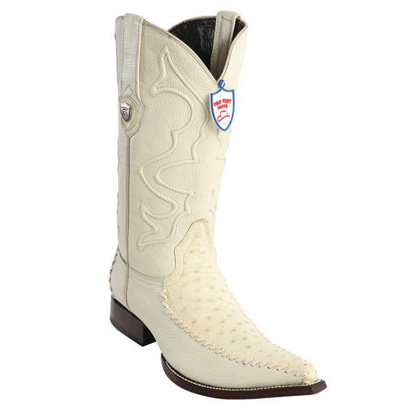 Wild West Pointed Toe Cowboy Boots
