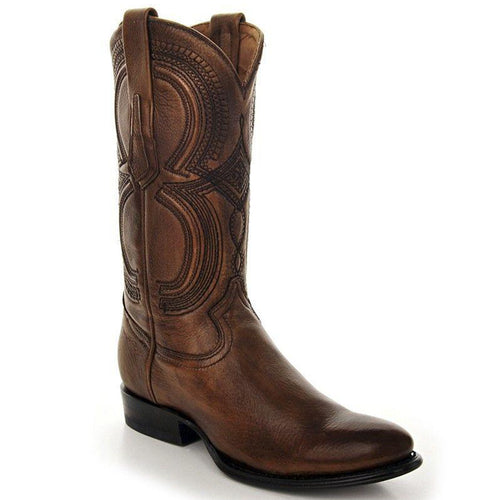 Cuadra Men's Deer Round Toe Boot