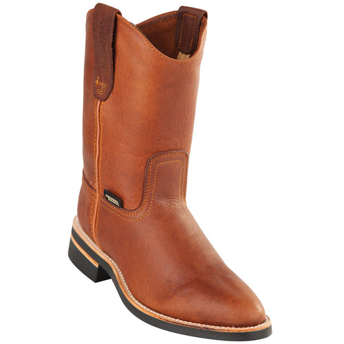 Orignal Michel Grisly Honey Roper Work Boot