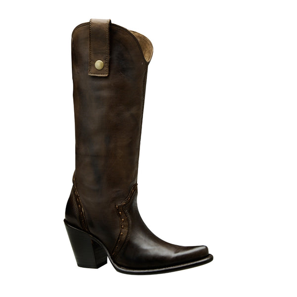 Cuadra Ladies Calf Classic Tall Boot - IW52AT - VaqueroBoots.com - 3