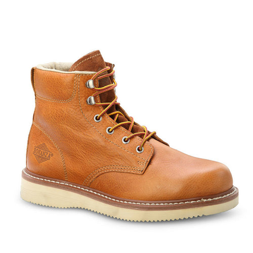Bonanza Men's Work Boot 830 Plain Toe - VaqueroBoots.com - 1
