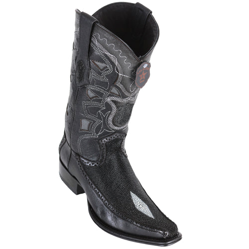 Los Altos Men's Stingray European Toe Western Boots