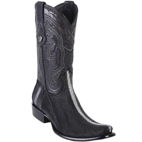 Wild West Men's Stingray Boots Urban Toe