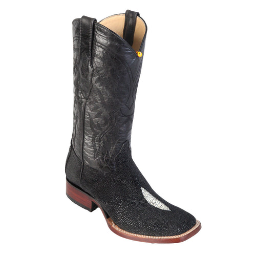 Men's Square Toe Stingray Boots