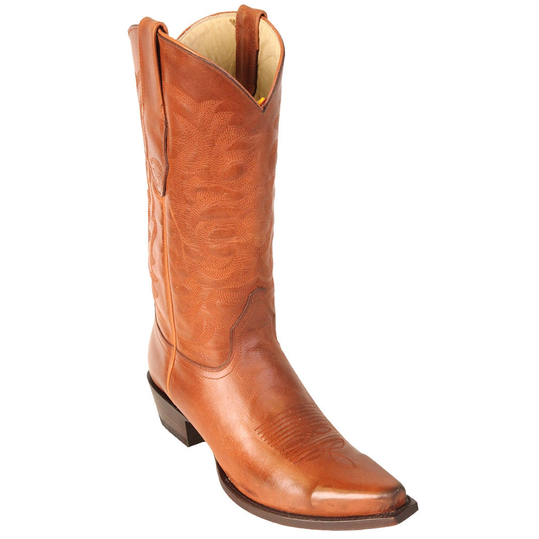 Los Altos Men's Snip Toe Cowboy Boots