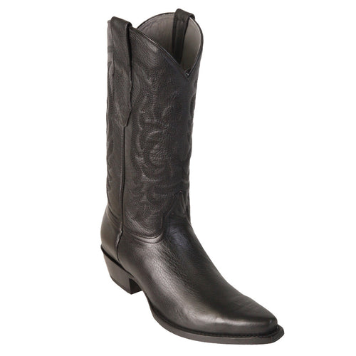 Los Altos - Men's Deer Snip Toe Western Boots