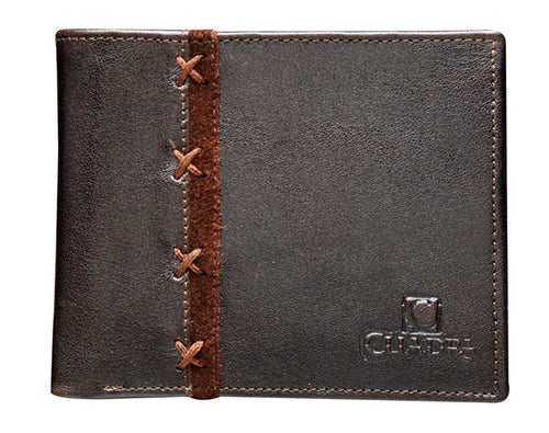 Cuadra Botero Brown Wallet