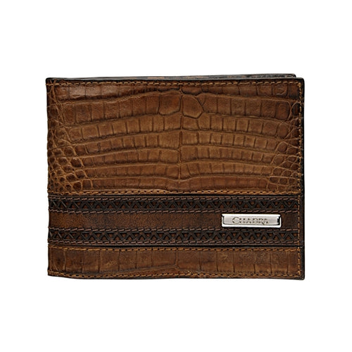 Cuadra Porto Maple Caiman Wallet