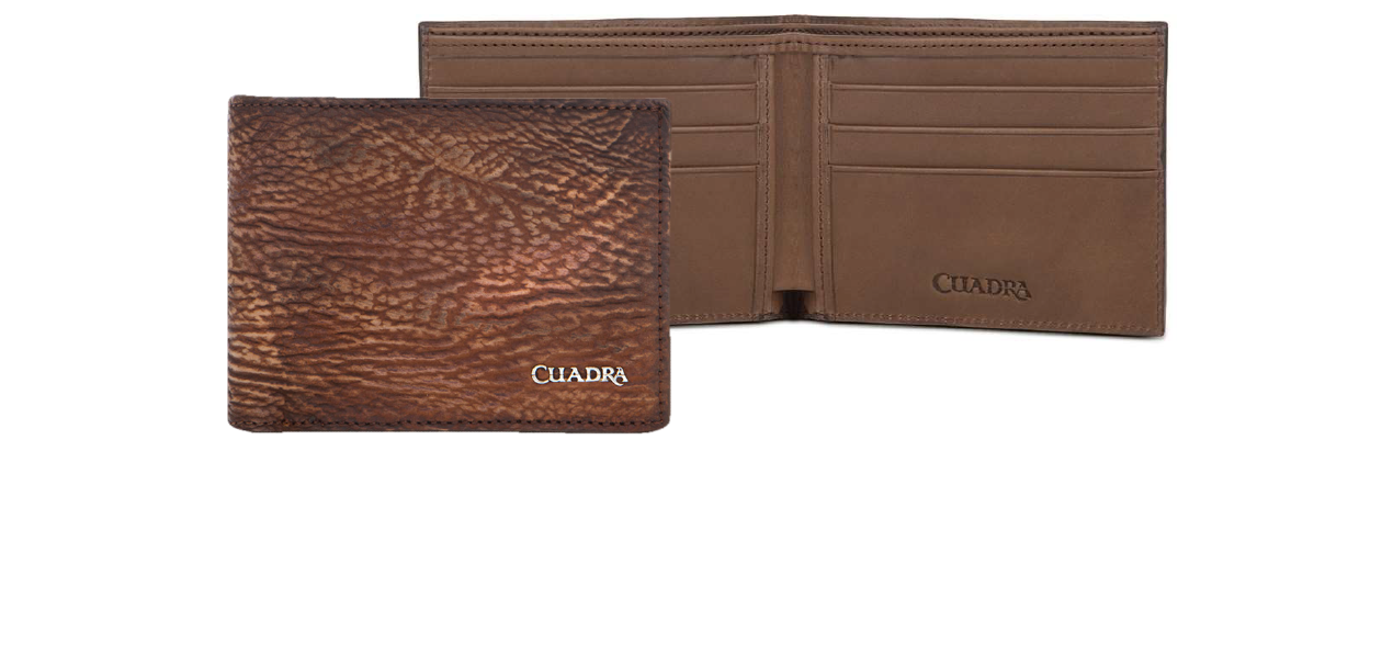 Cuadra Fusion Honey Shark Wallet