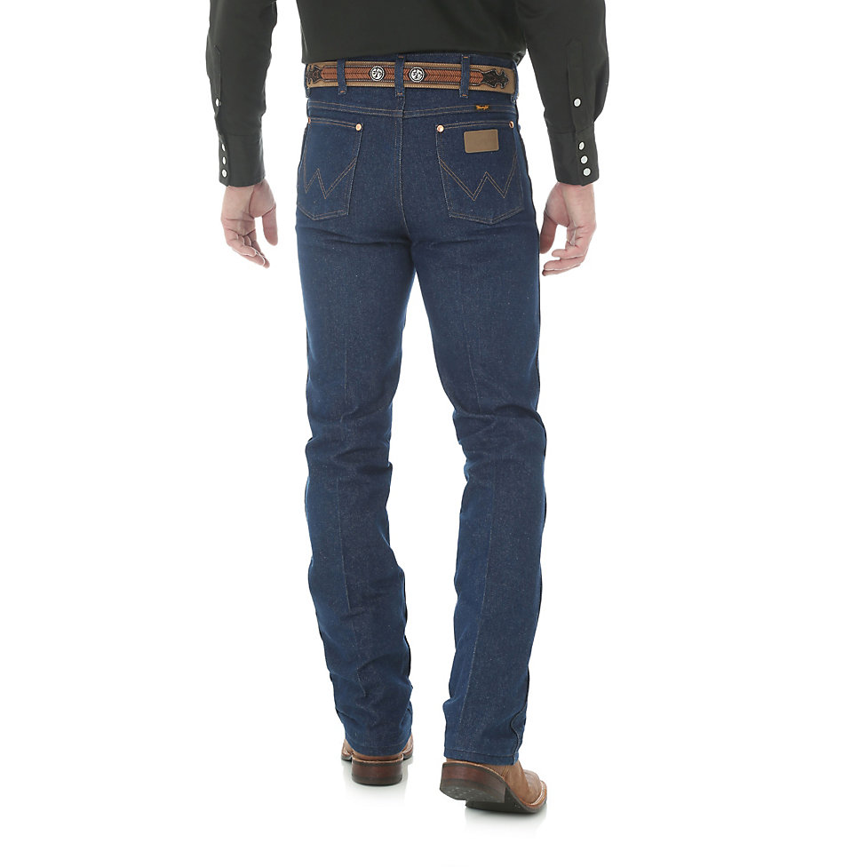 Wrangler Cowboy Cut Rigid Slim Fit Jeans