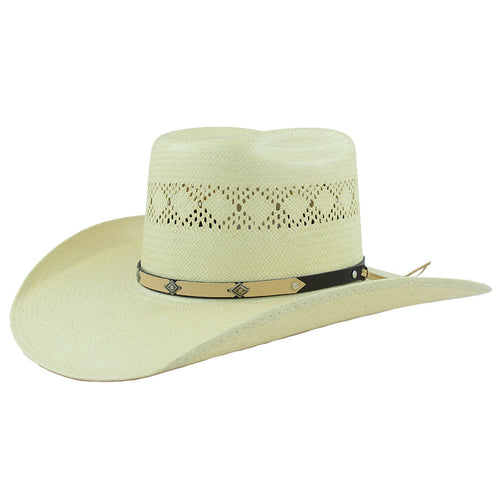 Stone Brick Crown Cowboy Hat