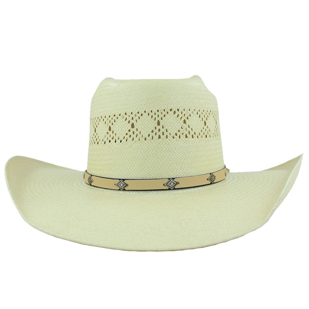 894b21db98f Stone Brick Crown Cowboy Hat