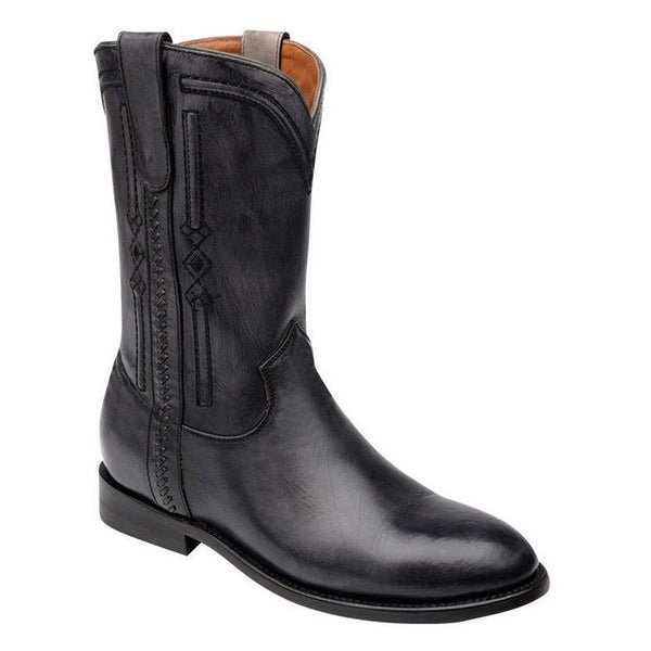Cuadra Men's Traditional Roper Boot C301PR - VaqueroBoots.com - 1