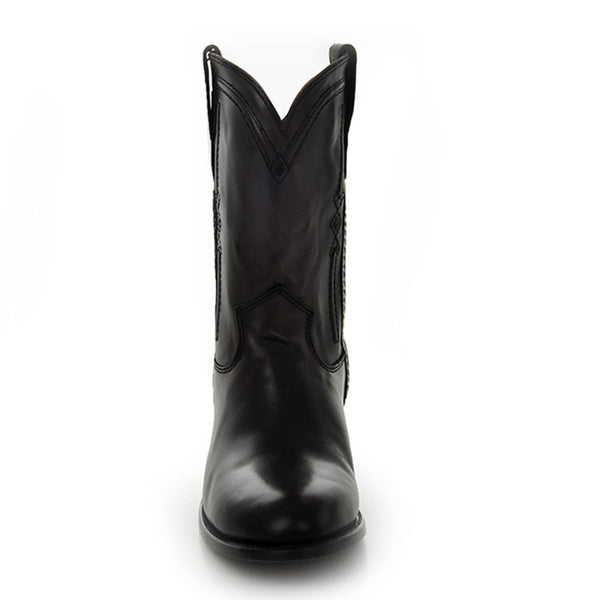 Cuadra Men's Traditional Roper Boot C301PR - VaqueroBoots.com - 3