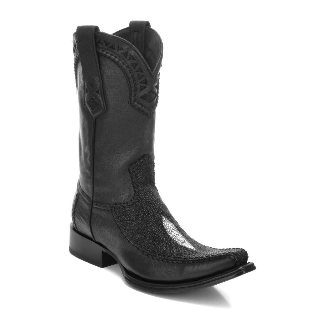 Cuadra Men's Stingray Western European Toe Boot