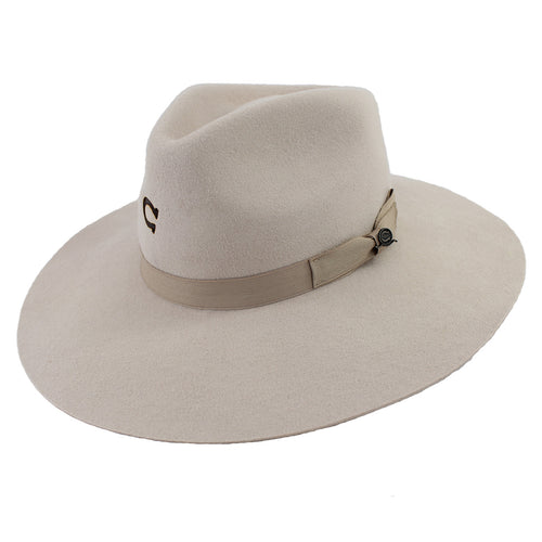 Charlie 1 Horse Silver Belly Highway Fedora