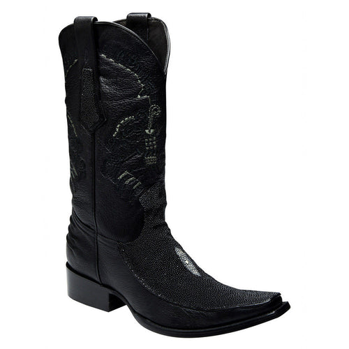 Cuadra Men's Stingray European Toe Western Boot - VaqueroBoots.com