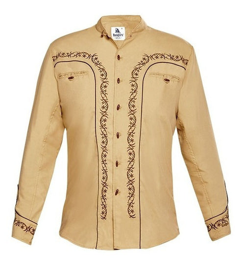 Embroidered Western Shirt by Ranger's