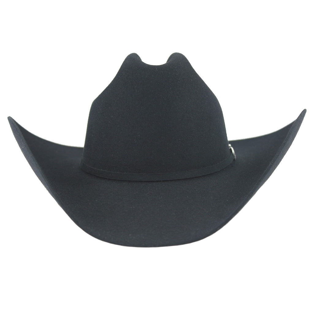 fc67cb5fc Stetson 6X High Noon Black Felt Hat
