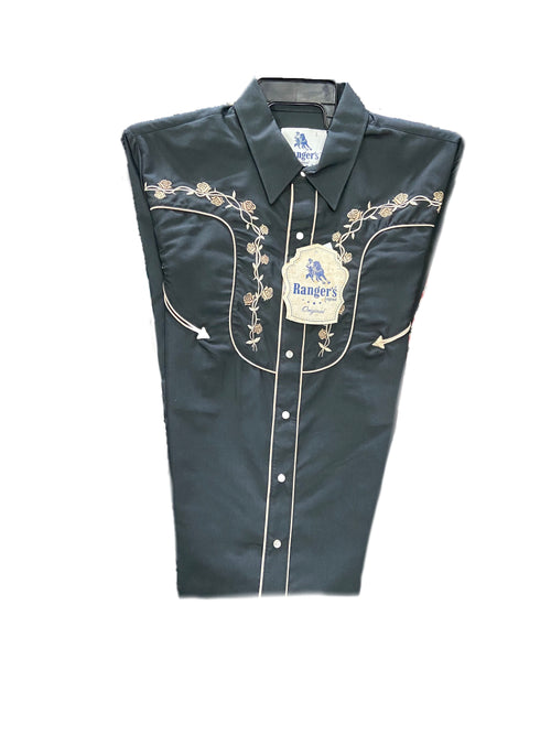 Ranger Western Button Up Shirt