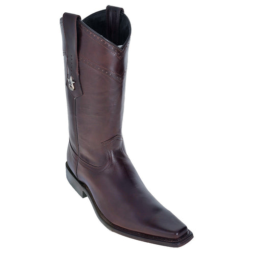 Los Altos Men's Vergel European Toe Boots - VaqueroBoots.com - 1