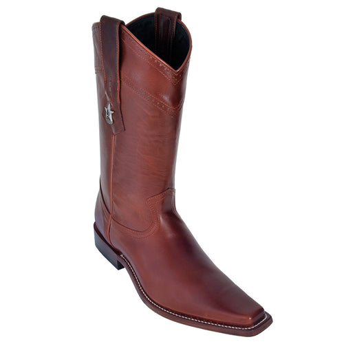 Los Altos Men's Vergel European Toe Boots - VaqueroBoots.com - 2