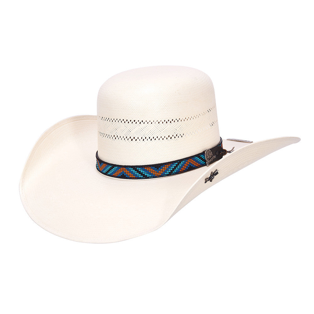 Tombstone Vented Open Crown Cowboy Hat - VaqueroBoots.com