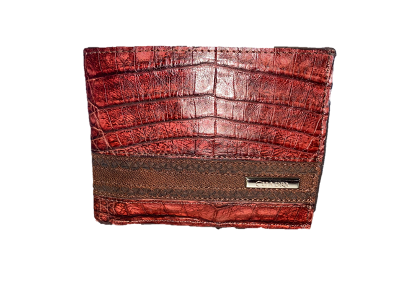 Cuadra Caiman Belly Wallet