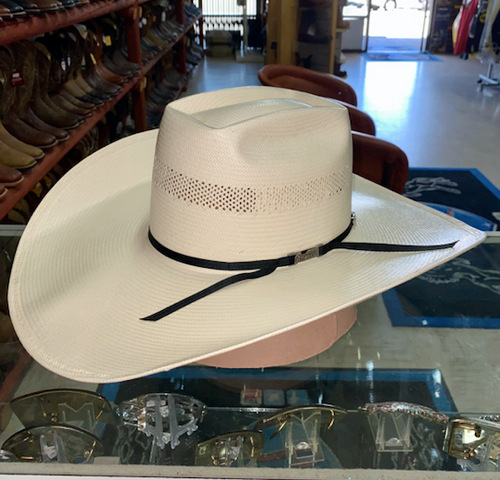 American Hat Company Brick Crown Cowboy Straw Hat