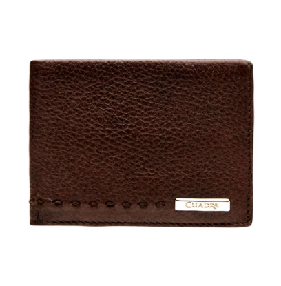 Cuadra Men's Deer Wallet - Brown