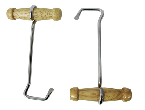 M&F Western Products Boot Hooks