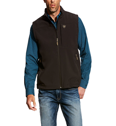 Ariat Men's Vernon 2.0 Softshell Vest