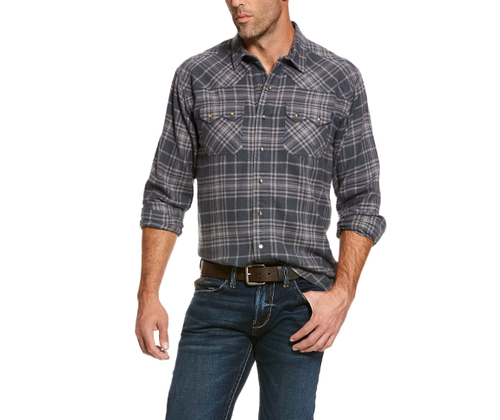 Ariat Men's Karlsen Retro Snap Long Sleeve Shirt