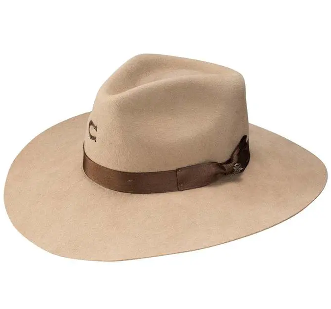 Charlie 1 Horse Highway Fedora Cowgirl Hat