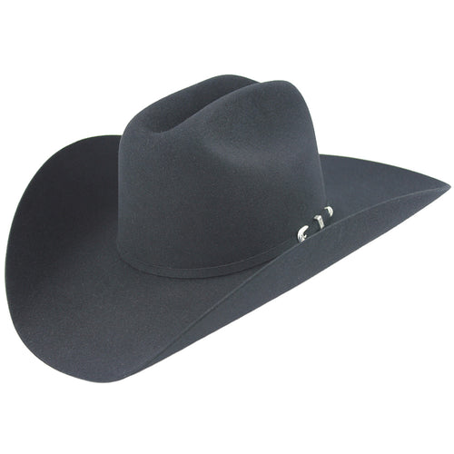 Stetson 6X High Noon Black Felt Hat