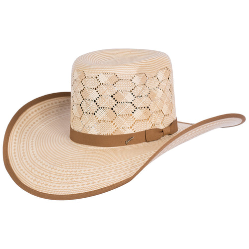 Tombstone Pro-Bull Hexagon Pattern Cowboy Hat