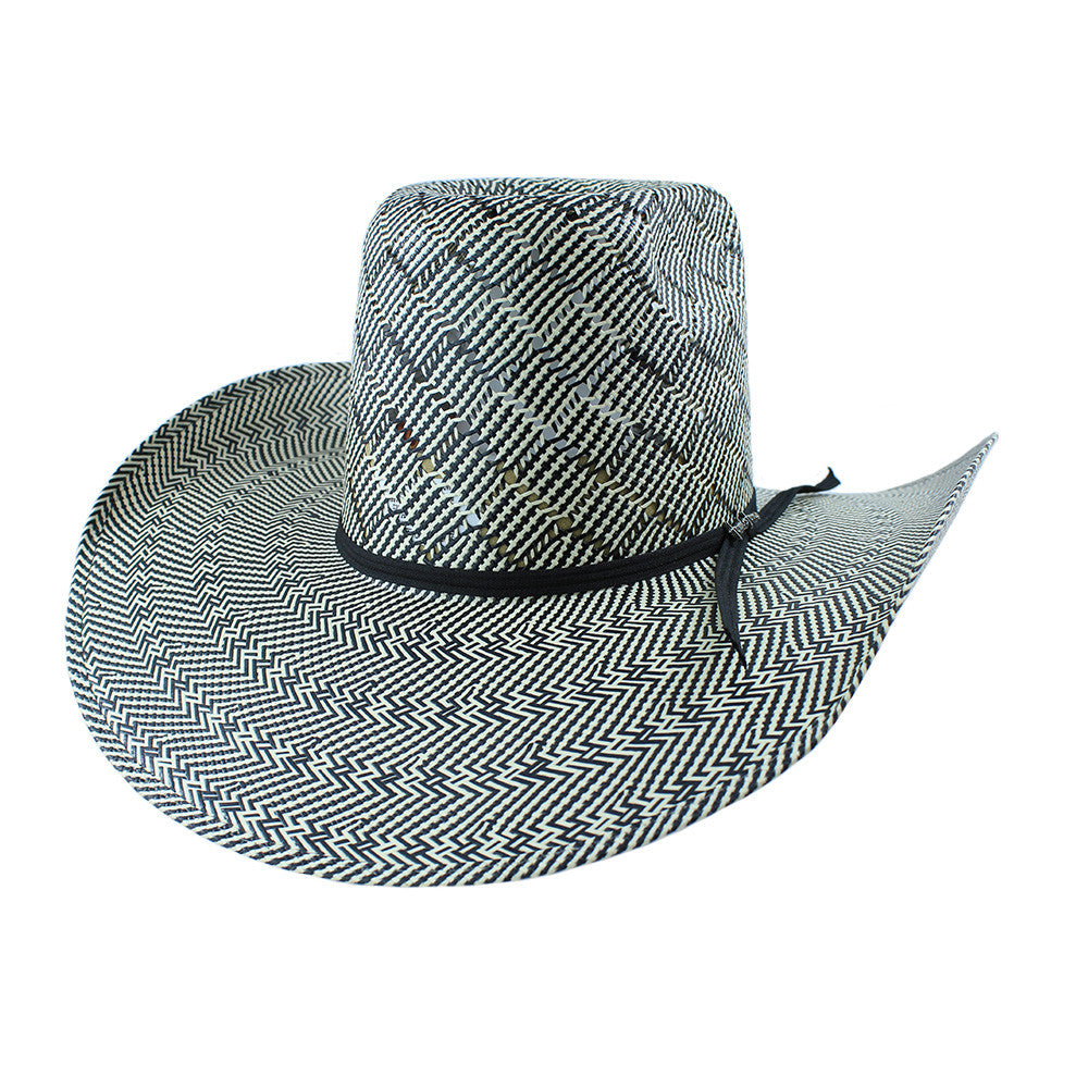 Tombstone Score Hot Two-Tone Cowboy Hat - VaqueroBoots.com - 1