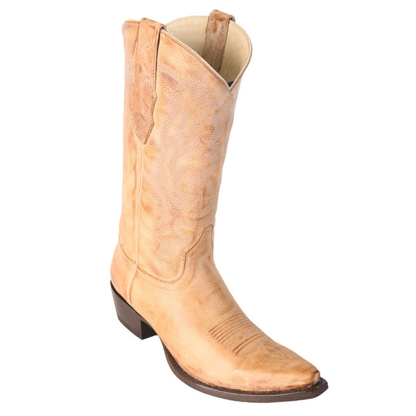 Los Altos Vintage Snip Toe Western Boot