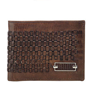 Cuadra Men's Lizard Wallet - Porto Maple