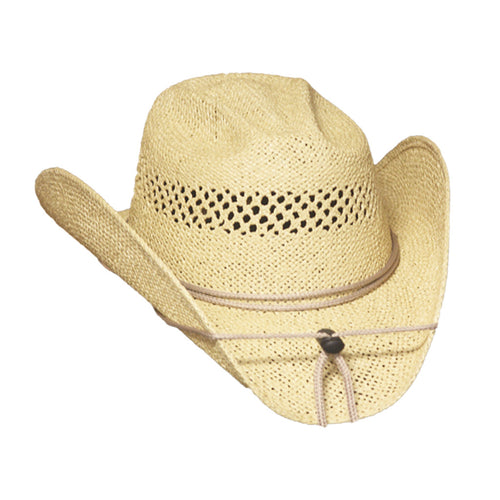 Cowgirl Straw Hat