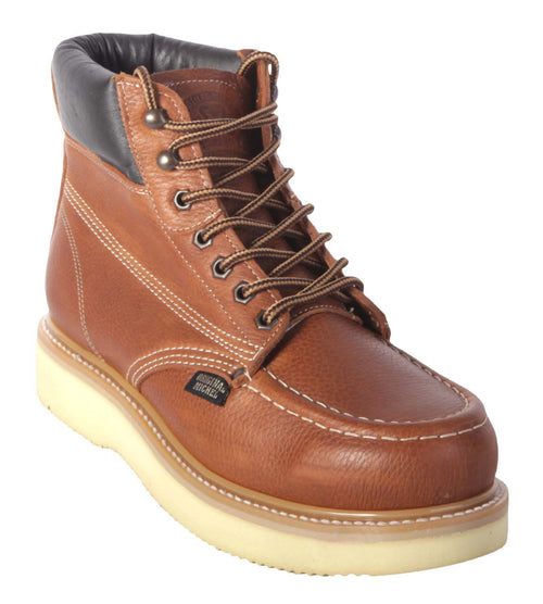 Original Michel Work Boots Mocc Toe