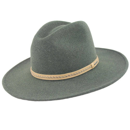 Stetson Pinedale Crushable Wool Felt Hat
