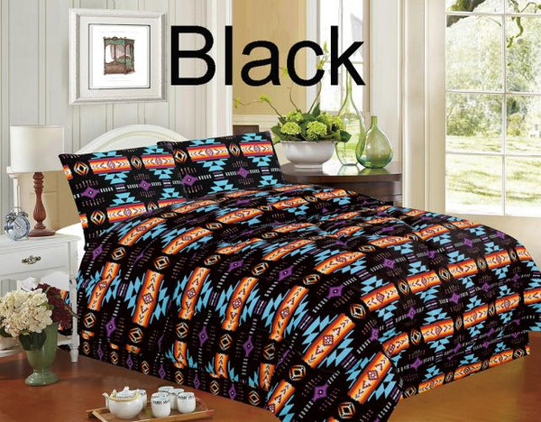 Queen size bedding sheet set